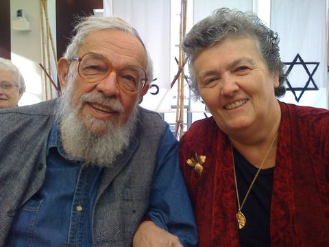 Rabbi Zalman Schacter and GPIW Co-Chair Sister Joan Chittister