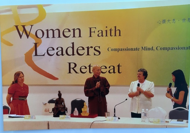 women-faith-leaders-retreat-master-sheng-yen