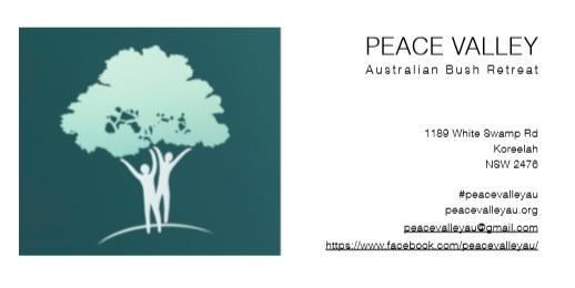 peace valley logo